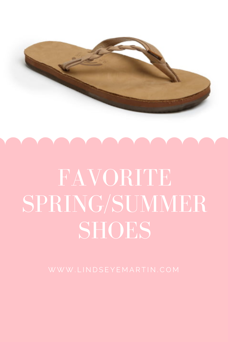 Favorite Spring_Summer Shoes