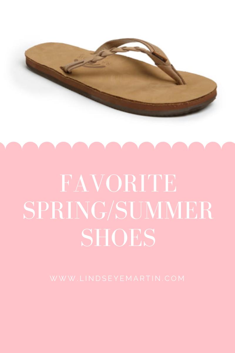 Favorite Spring_Summer Shoes